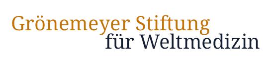 Grönemeyer Stiftung für Weltmedizin