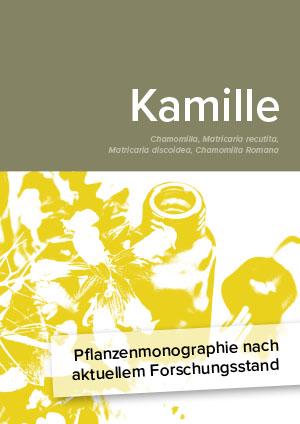 Pflanzenmonographie nach aktuellem Forschungsstand: Kamille