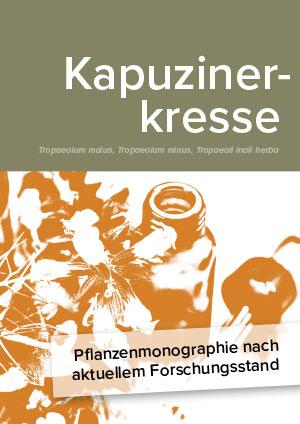 Pflanzenmonographie nach aktuellem Forschungsstand: Kapuzinerkresse