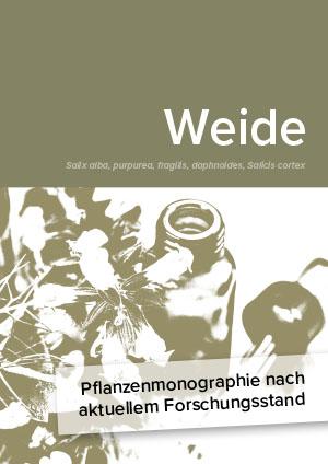 Pflanzenmonographie nach aktuellem Forschungsstand: Weide